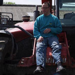 Tractor - Natuur Boerderij Plassendaal
